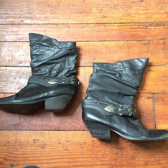 Endicott johnson Schuhes   525 Vintage Vintage Vintage Cowboy Stiefel 8 B   Poshmark 1d86cb
